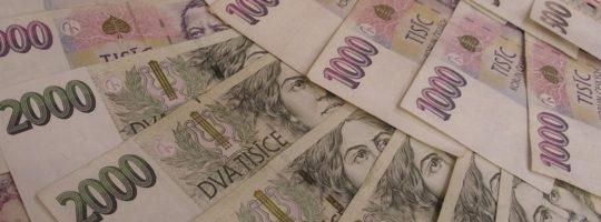 Peníze, papírové bankovky