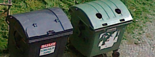 Odpad, komunální služby