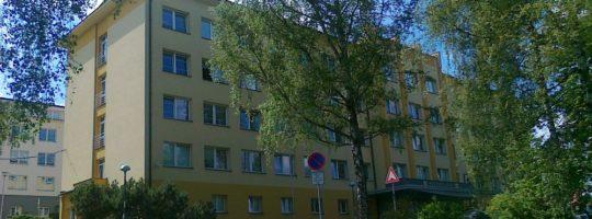 Budova Městského úřadu ve Žďáře nad Sázavou