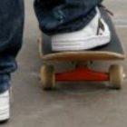 Skatepark Žďár nad Sázavou, skateboard