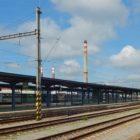 Vlakové nádraží Žďár nad sázavou, koleje