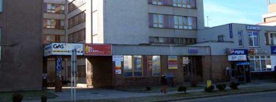 Hotelový dům Morava