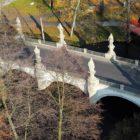 Most u Zámku Žďár nad Sázavou