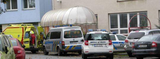 Napadení studentů ve Žďáře nad Sázavou