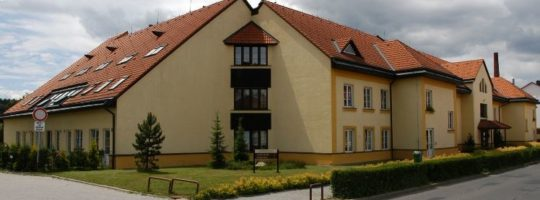 Dům s pečovatelskou službou Nové Město na Moravě