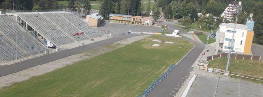 Vysočina Arena Nové Město na Moravě