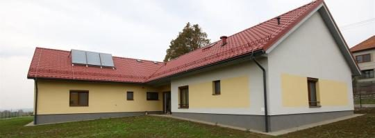 Bydlení v Kadolci