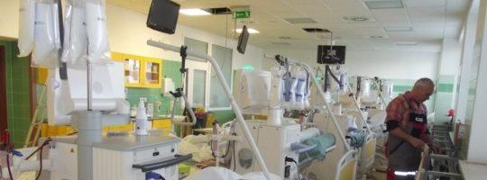 Hemodialýza Nemocnice Nové Město na Moravě