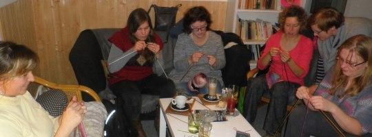 rozhovor s lektorkou kurzů šití a pletení v ZR Kopretině