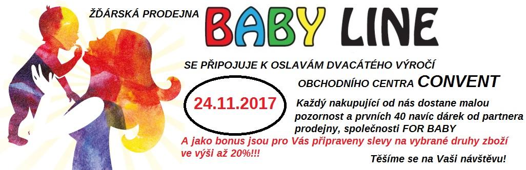 Baby line - kočárky Žďár nad Sázavou