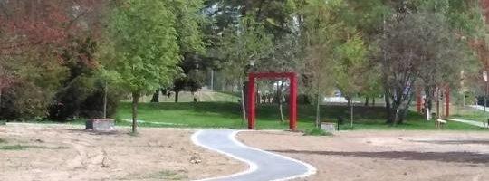 Park u Ivana Žďár nad Sázavou