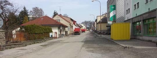 Smetanova ulice má být opět průjezdná v polovině srpna