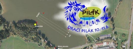 V sobotu opět rozčeří hladinu Pilské nádrže dračí lodě
