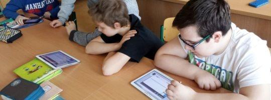 Žďárští žáci i učitelé ocenili využívání tabletů při výuce