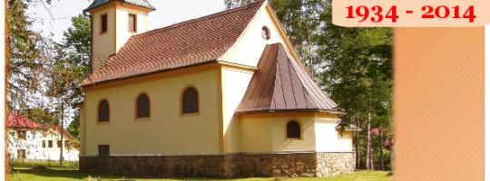 Kostel Křižánky
