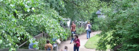 Otevřené zahrady 2015 Žďár nad Sázavou