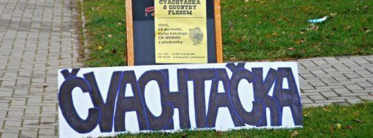 Turisté v sobotu vyrazí na Čvachtačku už po osmatřicáté
