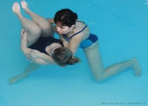 Aquahealing a Watsu