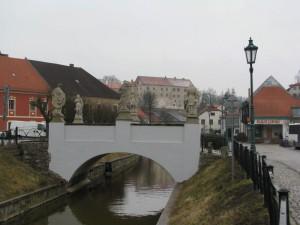 Barokní most v Brtnici