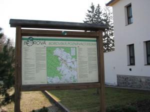 Borovská poznávací stezka