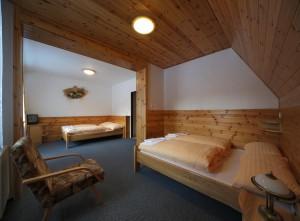 Hotel Horník - ubytování na Vysočině