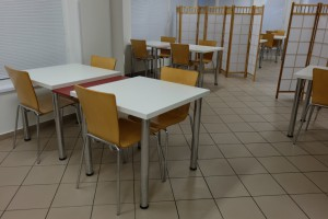 Losenka - jídelna Polikinika Žďár nad Sázavou