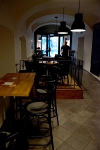 Kavárna Kafíčko Žďár nad Sázavou