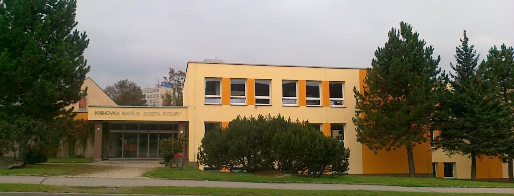 Knihovna Josefa Matěje Sychry, Žďár nad Sázavou
