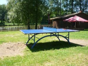 KOUPALIŠTĚ SÁZAVA u Žďáru nad Sázavou - ping pong