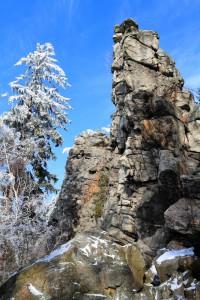 Přírodní památka Drátenická skála