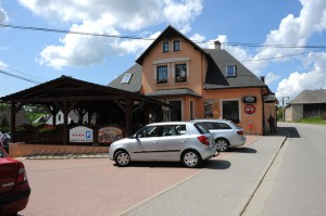 Restaurace a penzion Polnička