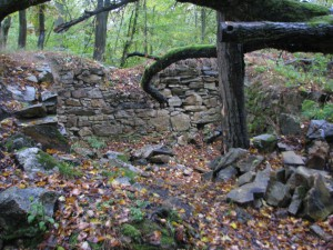 Sedlec ruiny