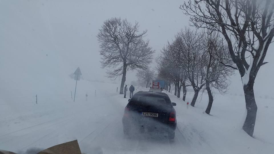 Silnice do Nového Města na Moravě