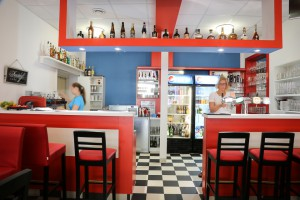 SteakBar, Restaurant & Café L. A.
