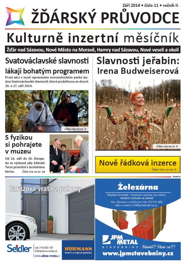 Kulturně inzertní měsíčník 092014