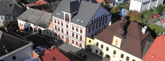 Radnice Nové Město na Moravě