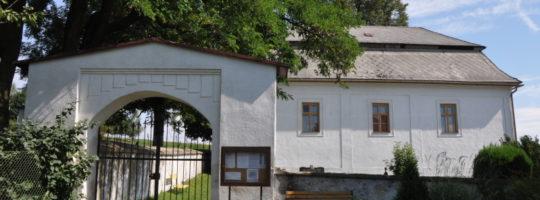 Kostel v Daňkovicích