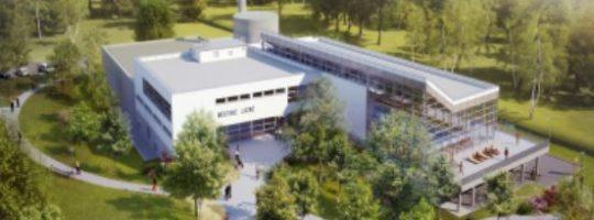 Městské lázně - bazén - Nové Město na Moravě
