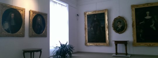 Zámecká komnata, Horácká galerie