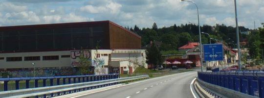 Most Klafar Žďár nad Sázavou