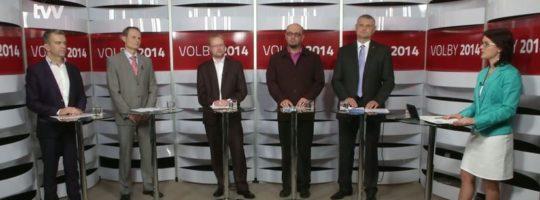 Předvolební debata 2014 - Žďár nad Sázavou