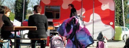Kouzelný filmový karavan, Žďár nad Sázavou