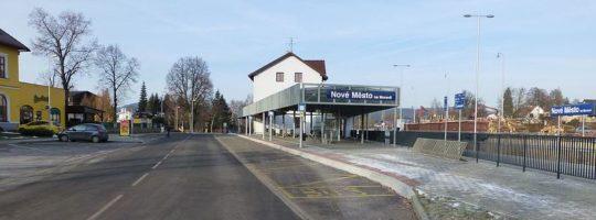 Autobusová doprava Nové Město na Moravě