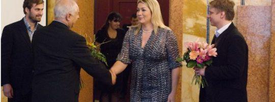 Cena Michala Velíška - Eva Velíšková
