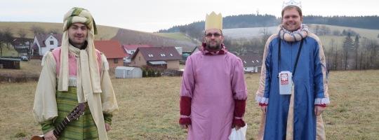 Tříkrálová sbírka - Jiříkovice