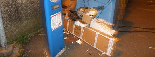 Odpad, nepořádek