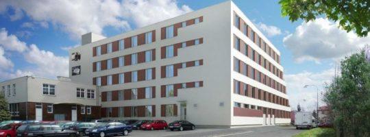 Anketa o barevnosti fasády - Hotelový dům Morava Žďár nad Sázavou