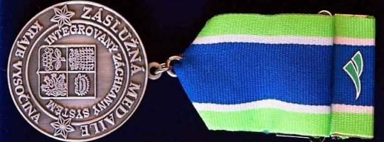 Záslužná medaile Kraje Vysočina