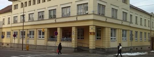 Česká pošta Žďár nad Sázavou
