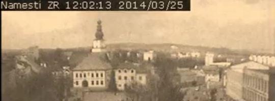 Rekonstrukce náměstí Žďár nad Sázavou